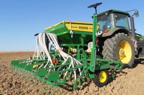 Evolución e innovaciones en las sembradoras a chorrillo y monograno