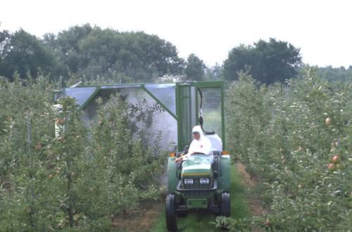 La reducción de la deriva de los tratamientos fitosanitarios en citricultura