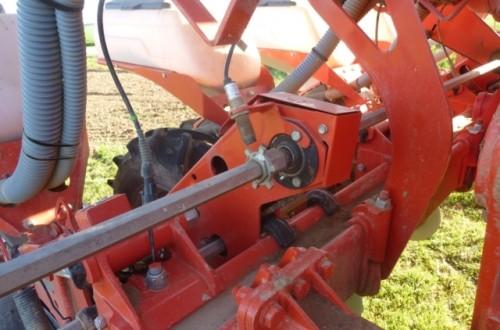 Tecnología para el control total de la operación de siembra
