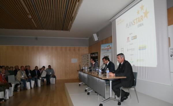 El Plan STAR Cereal reúne a más de doscientos profesionales del sector productor en Burgos