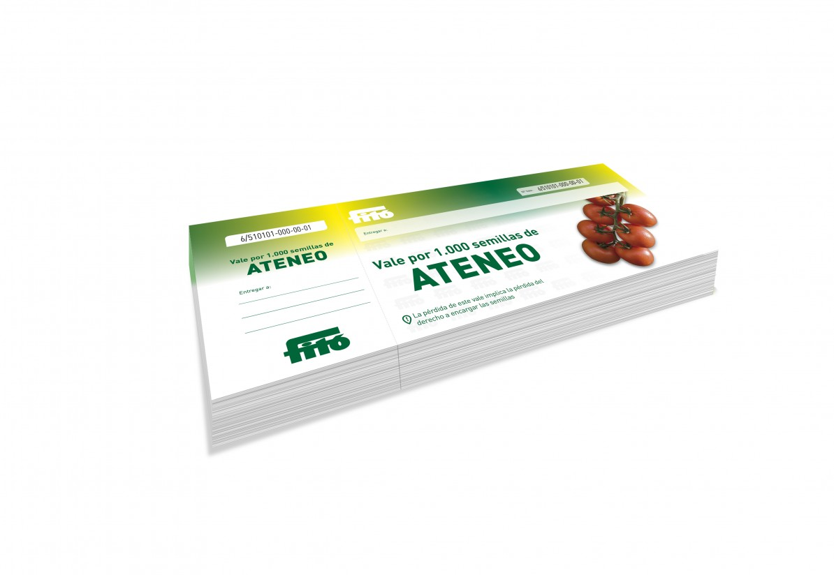 Semillas Fitó mantiene su sistema Fitovale para la venta de semillas de tomate