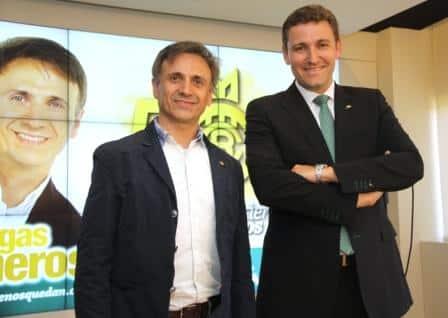 José Mota, protagonista de la nueva campaña promocional de la Caja Rural de Castilla-La Mancha