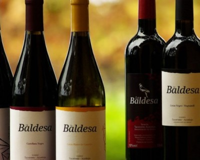 Tacoronte-Acentejo: Nuevos vinos de Bodega La Baldesa