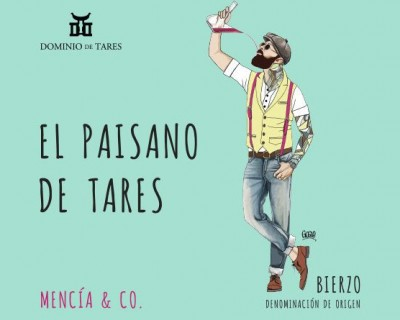 El Paisano de Tares, nuevo vino de Dominio de Tares en su 20 Aniversario