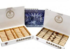 Mazapanes Barroso propone sus variados Huesos de Santo