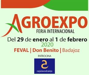 Agroexpo'20 292*248 22/01-02/02