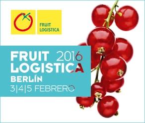 Fruit Logistica convierte Berlín en la capital mundial del sector horofrutícola