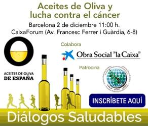 Interprof Aceite de Oliva – Diálogos Saludables – Barcelona