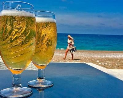 Una o dos cervezas diarias, cantidad equivalente a un consumo saludable