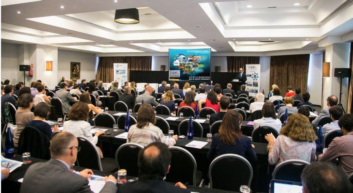 La sanidad animal ante la demanda futura de alimentos, protagonista de la VII Conferencia de Vet+i