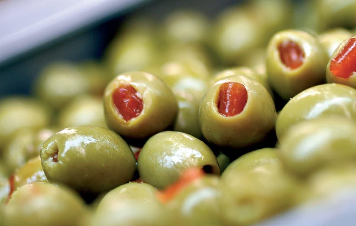 Andalucía lidera las exportaciones de alimentos y bebidas