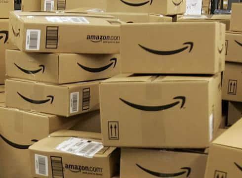 El gigante Amazon abre tienda 'on line' de distribución de alimentos no perecederos en España