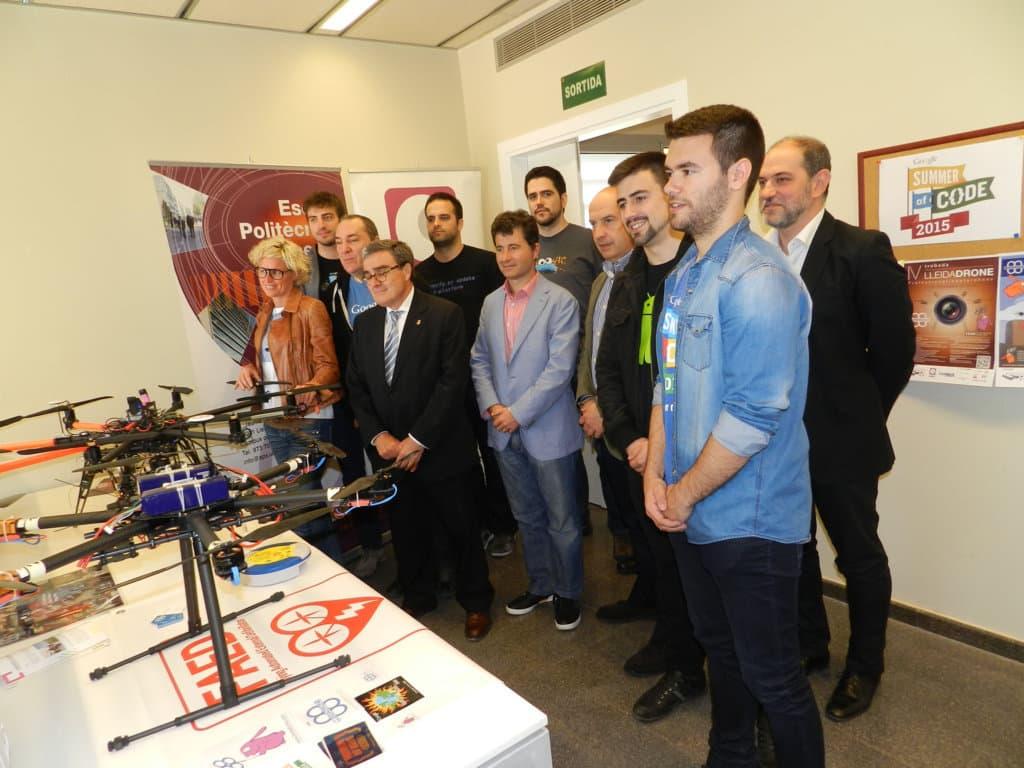 Drones Lleida