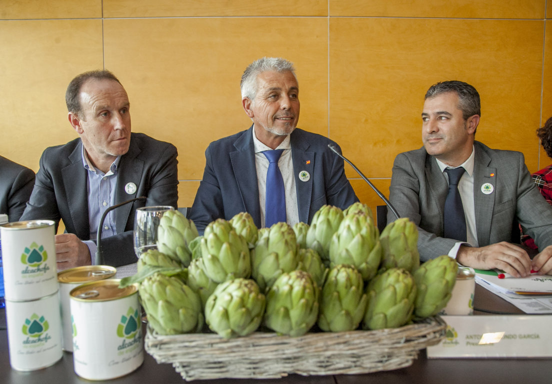 Alcachofa de España inicia una campaña informativa para fomentar el consumo de alcachofa