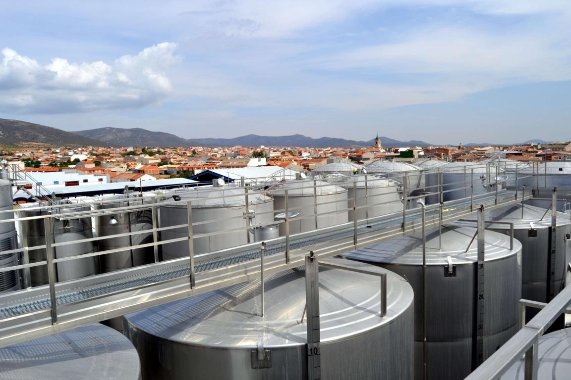 Las exportaciones de vino crecen un 5% en valor entre enero y agosto de 2015