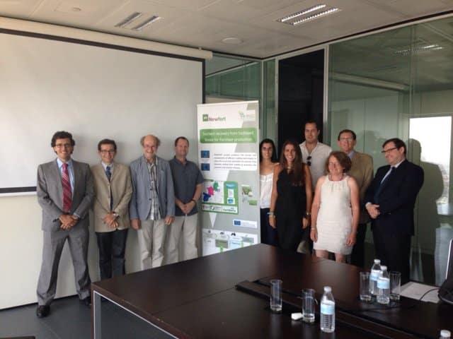 Fertiberia lidera el proyecto europeo NewFert
