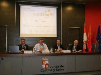 El Plan STAR Cereal congrega a más de doscientos agricultores profesionales en Palencia