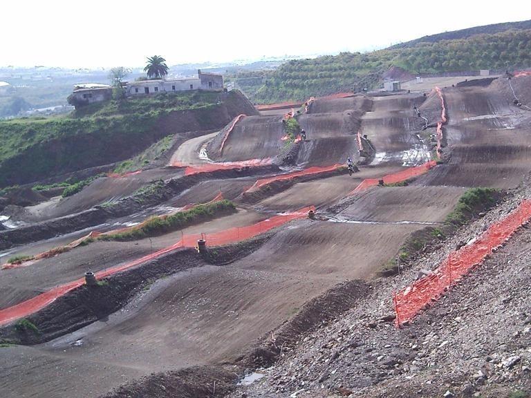 ¿Es una pista de motocross una tierra cultivable a efectos del pago de la PAC?