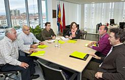 Elizalde destaca el fuerte papel cohesionador de las cooperativas agroalimentarias navarras