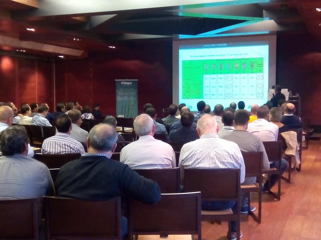 Valagro celebra su forum internacional sobre la dormancia de la planta
