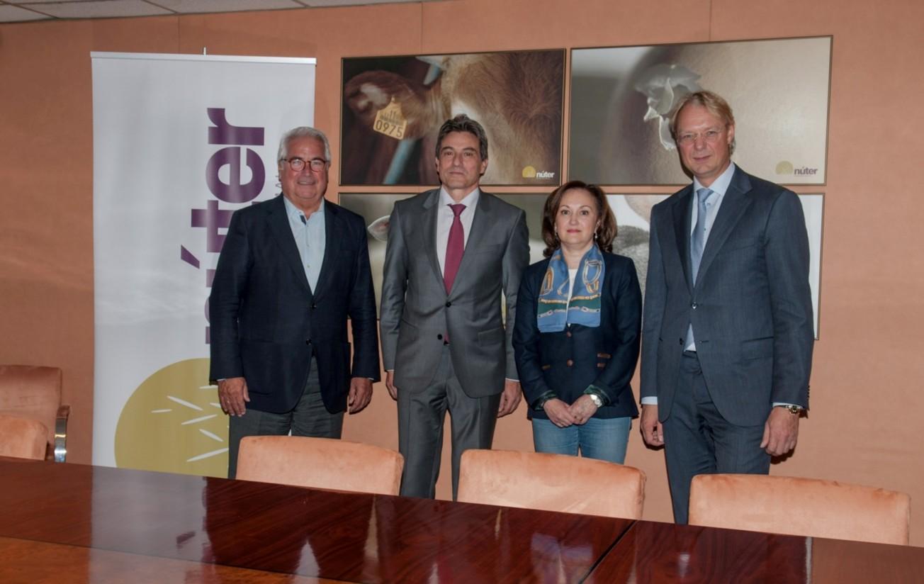 Royal De Heus adquiere Núter, segundo fabricante de piensos en España