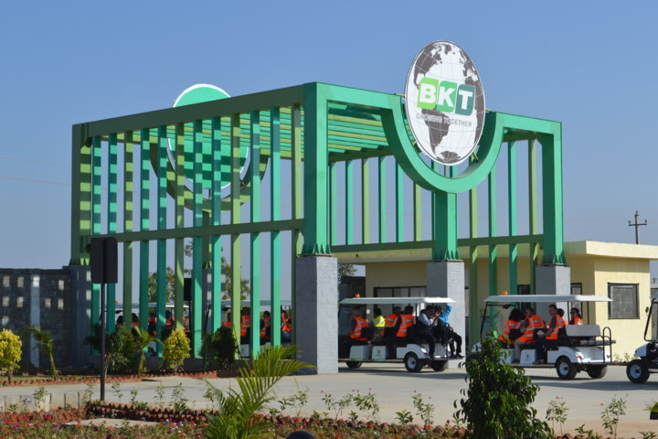 BKT inaugura su nueva planta de fabricación de neumáticos en Gujarat