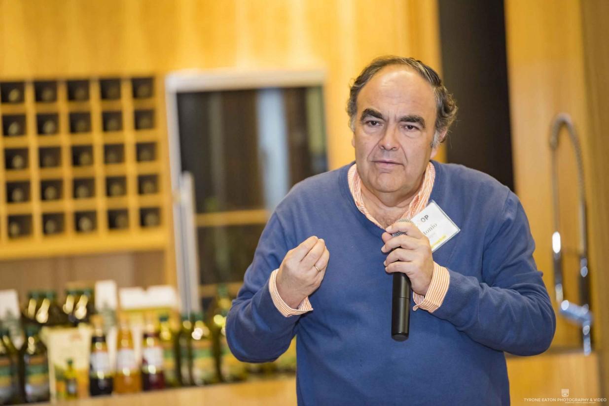 """Antonio Luque: """"La alianza con Pompeian permitirá mejorar el acceso de nuestro aceite de oliva al mercado norteamericano"""""""