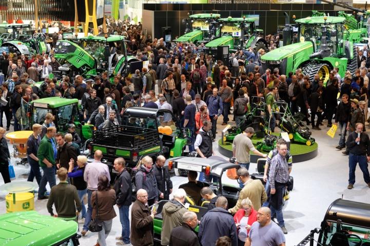 Agritechnica 2015: La apuesta por la innovación, consigna de futuro