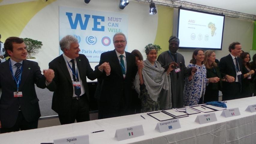 COP 21, una victoria para el Planeta. Por Jaime Lamo de Espinosa