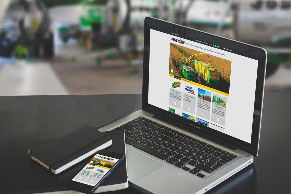 Joskin refuerza la autonomía y calidad de sus servicios post-venta
