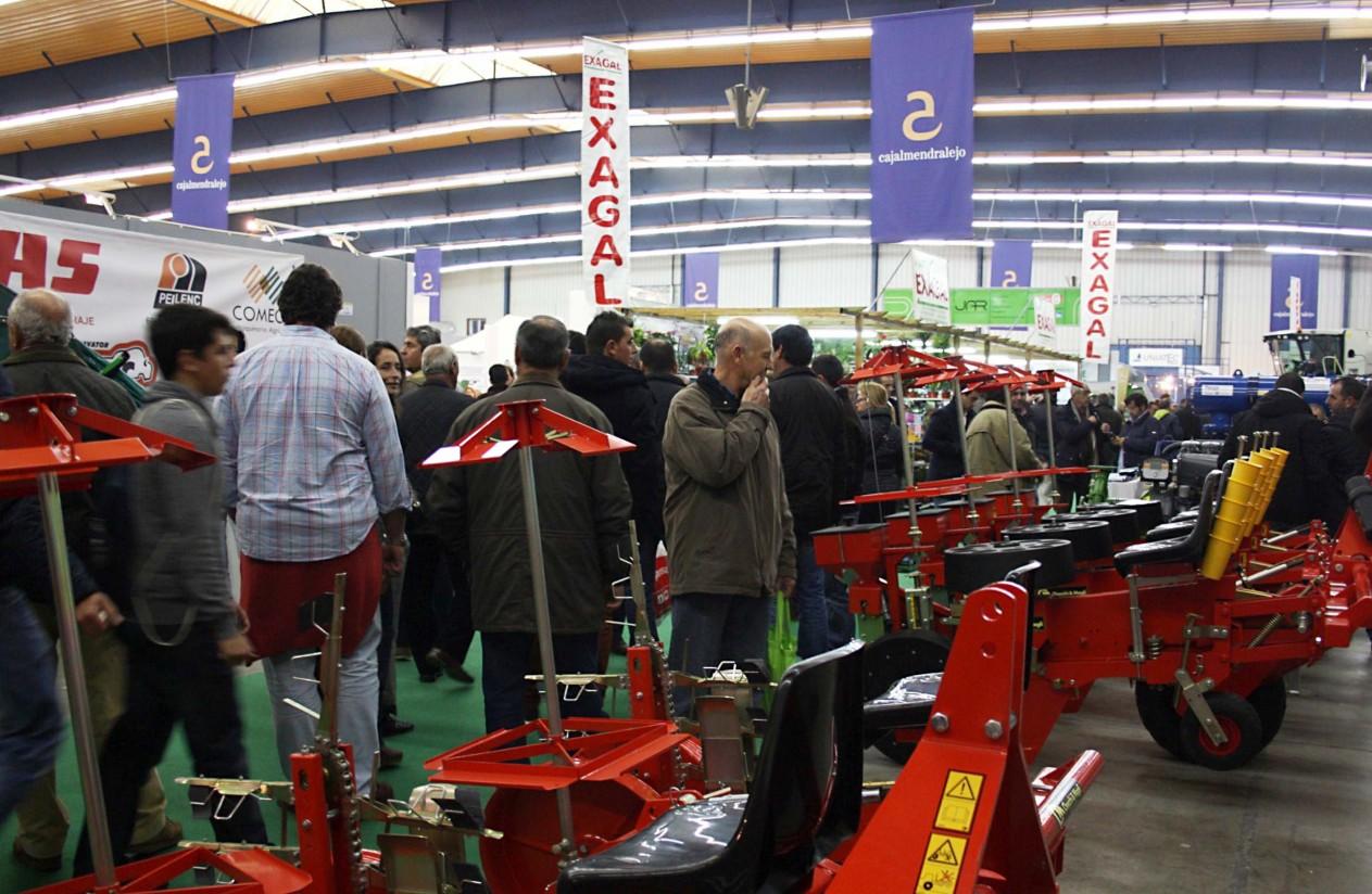 Más de 30.000 profesionales visitaron la última edición de AgroExpo