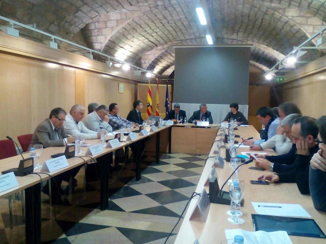 Teruel asume la presidencia de la Federación Española de Asociaciones de Truficultores