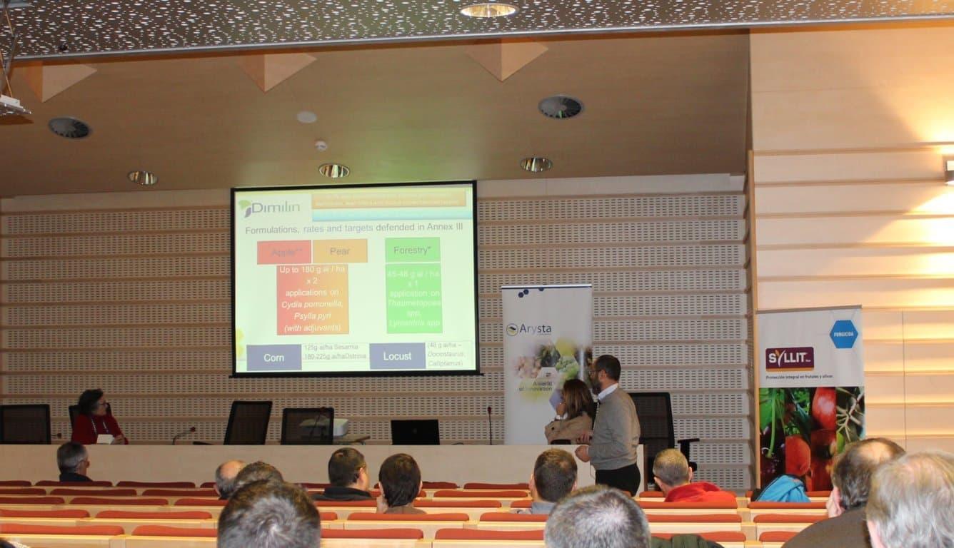 Arysta LifeScience Iberia organiza su primera Jornada de Frutal