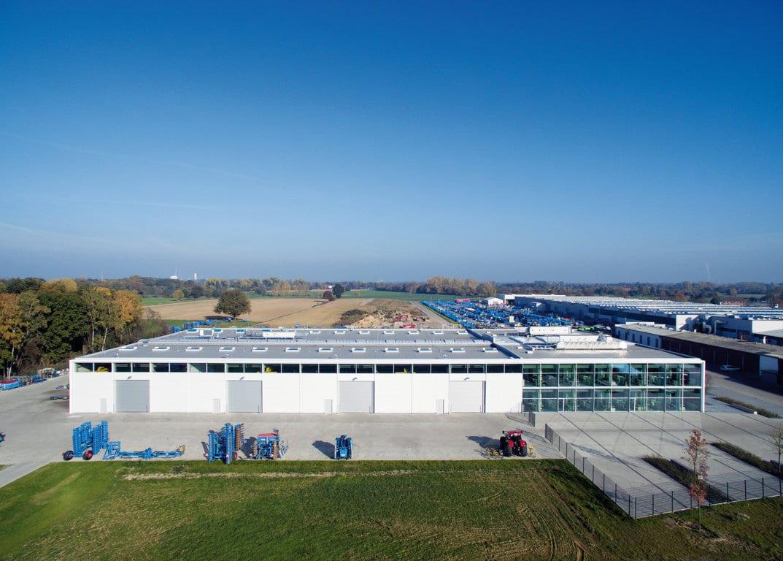 Lemken abre sus nuevas instalaciones de desarrollo