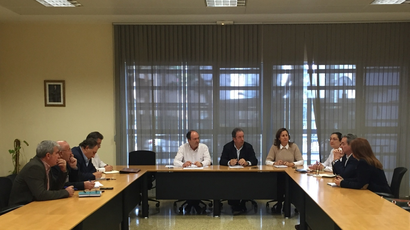 Murcia cifra en 45 M€ las pérdidas en cosechas por la helada de la pasada semana