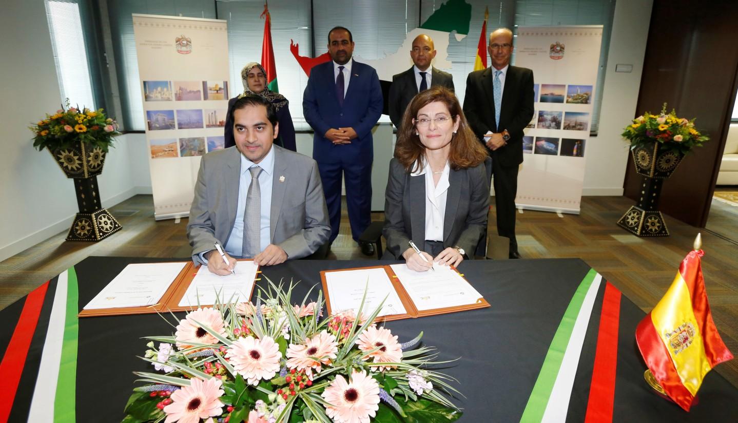 ENAC firma un acuerdo con Emiratos Árabes Unidos que facilitará la exportación de productos Halal