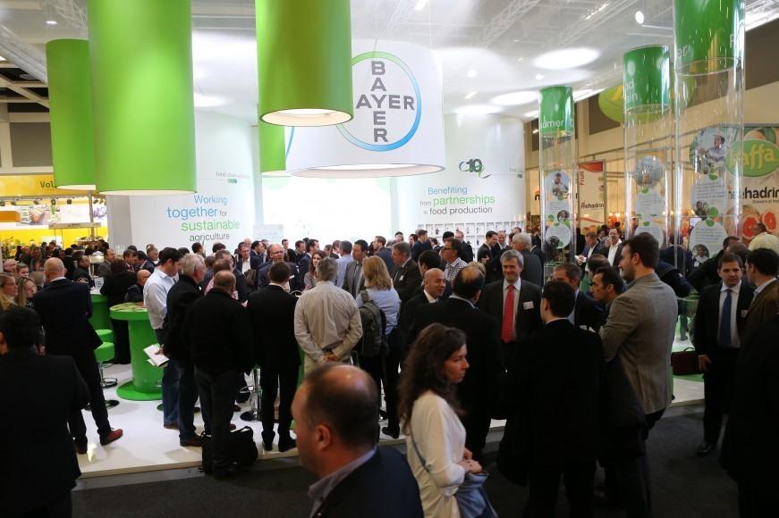Bayer debatirá los retos de la cadena alimentaria en Fruit Logistica