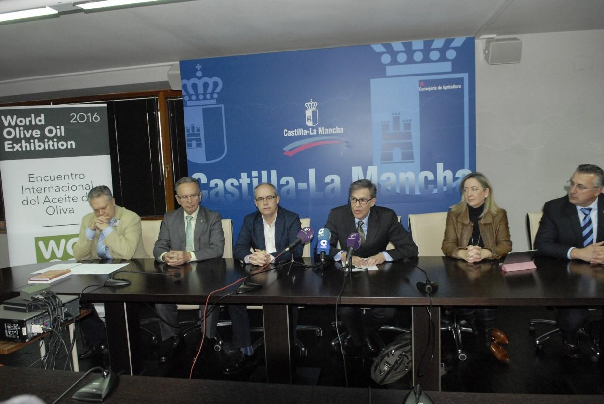 Madrid acoge el V Encuentro Internacional del Aceite de Oliva, WOOE