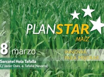 Nueva edición del Plan STAR Maíz el próximo 8 de marzo en Tafalla