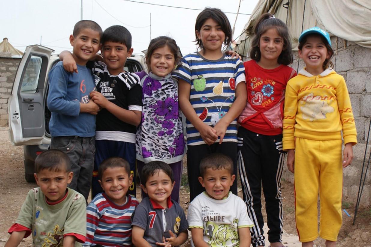 La UE aprueba comprar y enviar leche comunitaria a 350.000 niños sirios