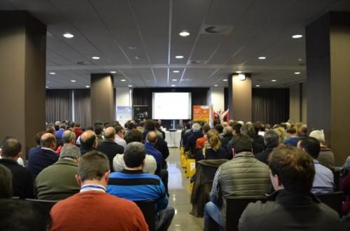 El Plan STAR Maíz reúne a más de 150 de profesionales del sector en Navarra