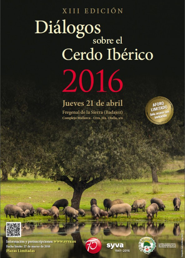 Syva organiza la 13ª edición de los Diálogos sobre el Cerdo Ibérico
