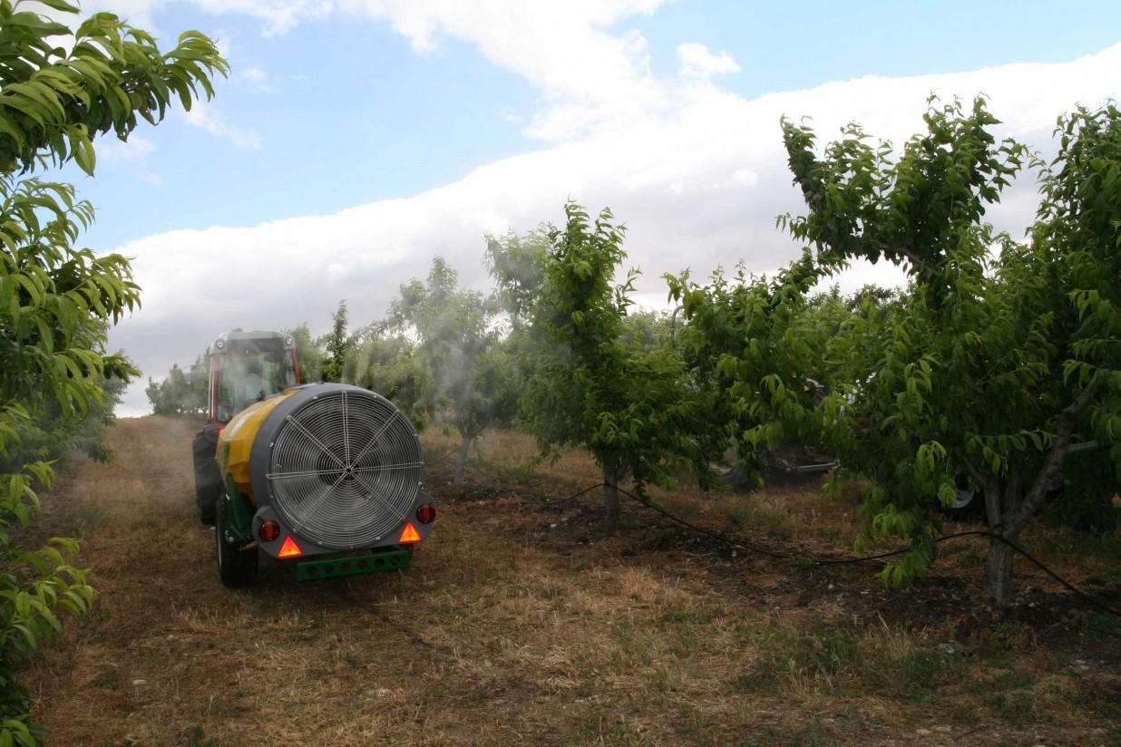 Asaja denuncia que la Junta no posibilite las ITV de equipos fitosanitarios perjudicando a los agricultores andaluces