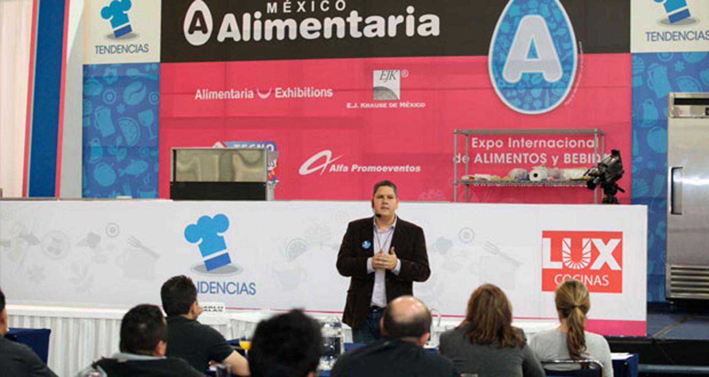 Una treintena de empresas españolas participan en Alimentaria México 2016
