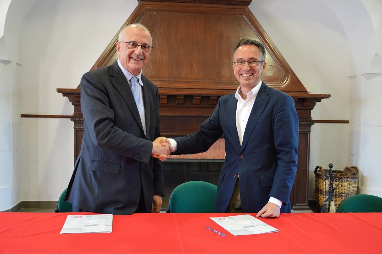 Convenio de colaboración entre el centro tecnológico Tecnova y el IRTA