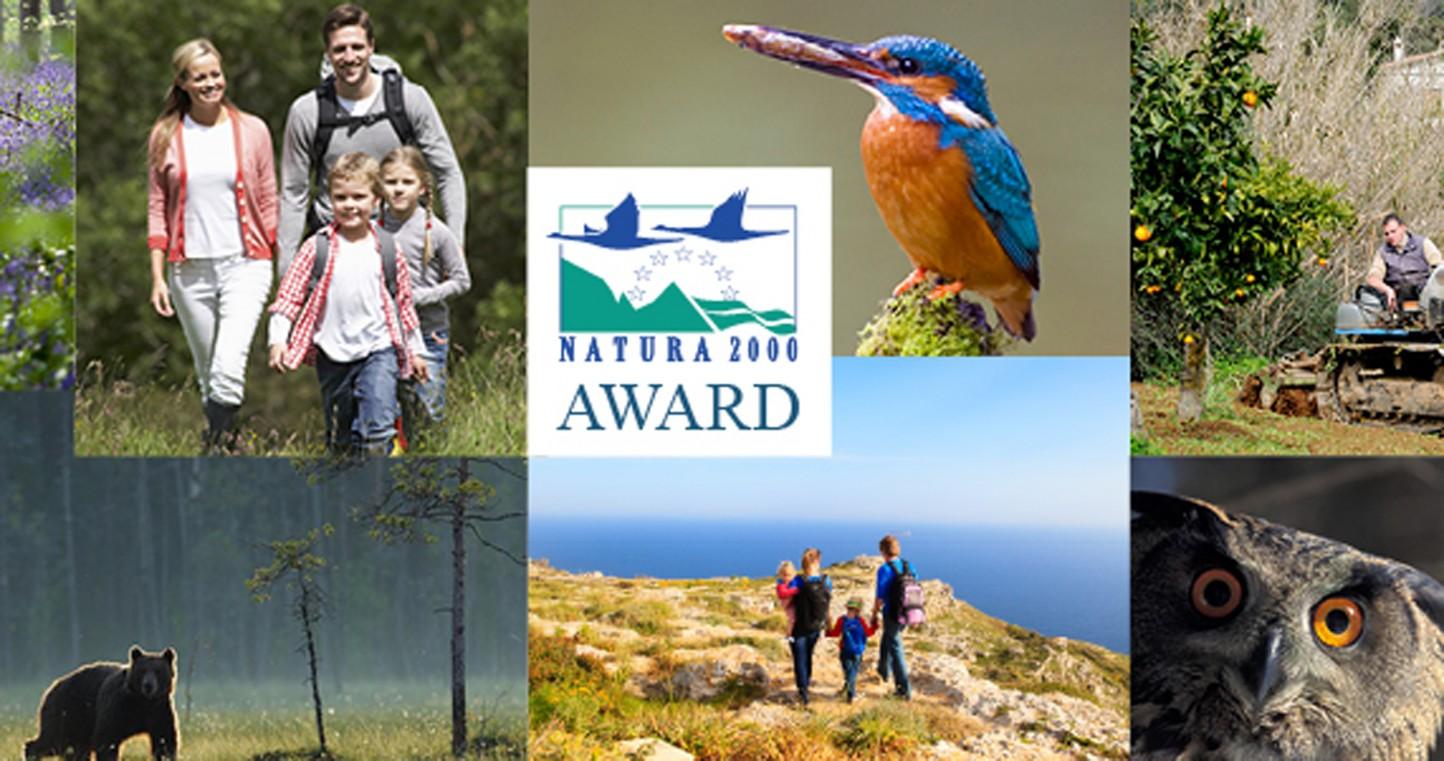 La Comisión Europea invita a votar a los finalistas 2016 de los Premios Natura 2000