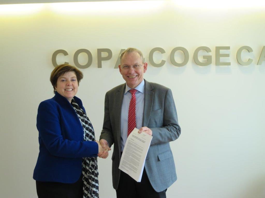 El COPA publica su Visión Estratégica para mejorar  el estatuto de las mujeres agricultoras en la UE
