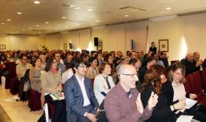 Más de 400 técnicos acudieron a la presentación (FILEminimizer)