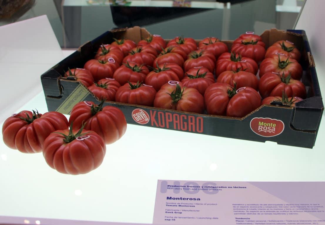 GavàGrup y Semillas Fitó presentan Monterosa, un tomate con sabor tradicional en cultivos de invierno