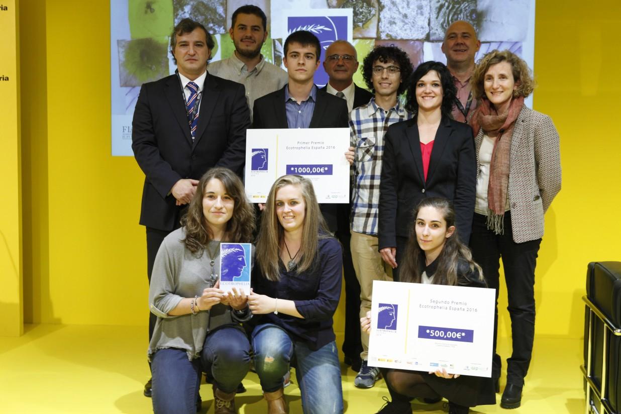 FIAB entrega los premios Ecotrophelia a la ecoinnovación en alimentación y bebidas